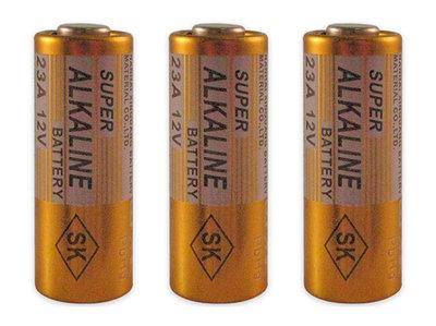 23A 12V Batterijen   Voordeel set (3 st.)