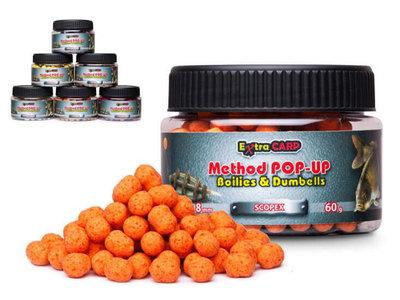 Mini Pop-up Boilies 8 mm (60 gr)