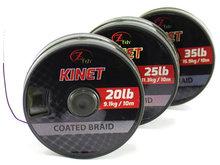 Kinet Coated Braid 10 m. Onderlijn materiaal