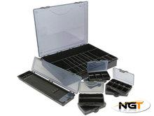 Tackle box set 7+1 XXL (NGT)