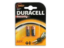 Duracell 12 Volt Batterijen (2 st.)