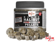 Black Halibut Pellets Voorgeboord (120 gr)