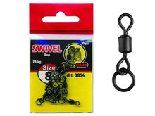 Swivel met ring 10 st.