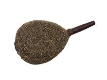 Inline Flat Pear Lead | Karper inline lood