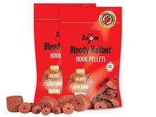 Strawberry Halibut Hook Pellets (150 gr)
