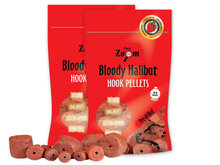 Strawberry Halibut Hook Pellets (150 gr)
