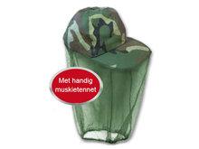 Camouflage Pet + Muskietennet